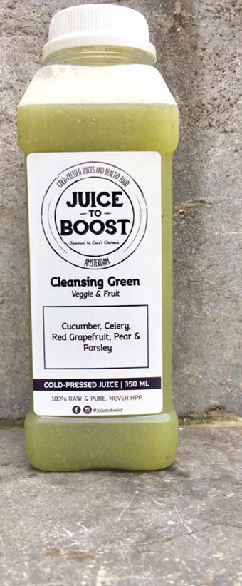 cleansing green ww