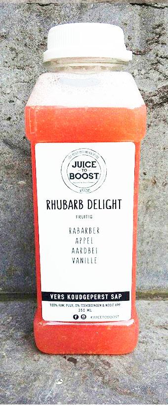 rhubarb ww